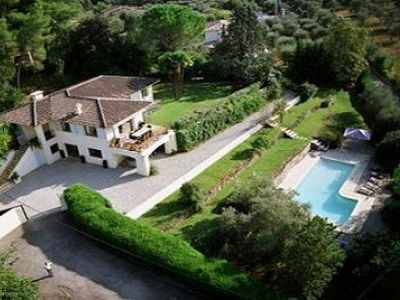 Air-conditioned house, close to the beach , Valbonne