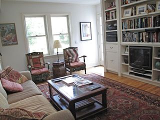 Sag Harbor house photo - Library/Media Room