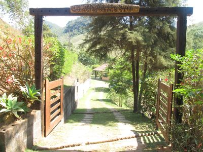 Beautiful house in São Roque de Maravilha - Matilde, close to several waterfalls.