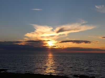 Relaxing Bay Of Fundy Sunset Retreat