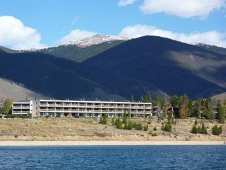 Dillon condo photo - Coeur du Lac from Lake