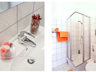 Innere Stadt apartment photo - Bathroom with Shower