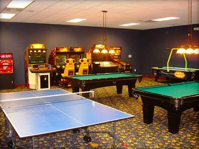 Resort-Game Room