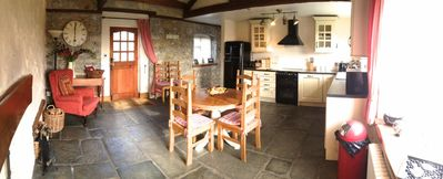 Recently Refurbished Cottage In Beautiful Rural Setting