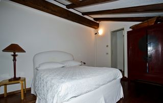 Bologna apartment photo - The Loft at dusk. Olympia is air conditioned and well-heated in Winter.