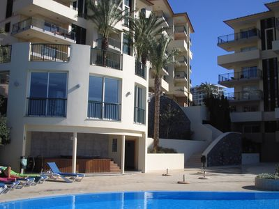 Funchal apartment rental - Jacuzzi and Gym above
