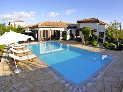 Aphrodite Hills villa rental - Be captivated by your own luxury getaway!