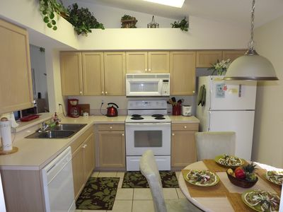 Westridge house rental - Kitchen