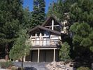 Serene wooded setting with mountain views - Tahoe Donner house vacation rental photo