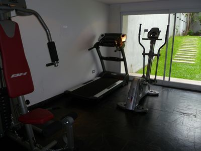 Modern Studio Palermo Soho - The Gym