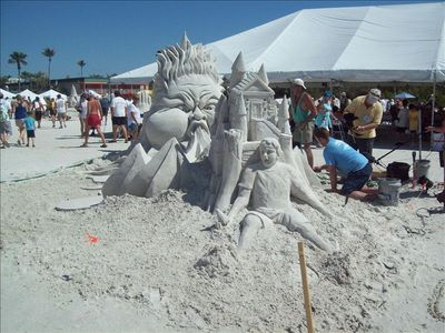events at the beach