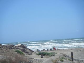 North Padre Island condo photo - White Cap Beach just a 5 min stroll for condo
