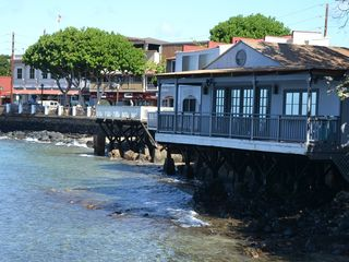 Lahaina condo photo - Experience Lahaina like a local. Walk to a different restaurant every night.