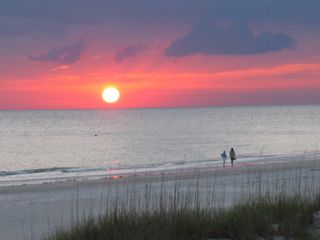 Redington Shores condo photo - Beautiful Sunsets from our balcony