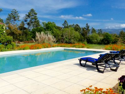 Luxury very Private Villa , freshwater pool  , Mountain views , acres of space .