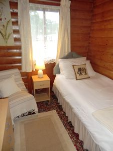 Bala chalet rental - Single bedroom
