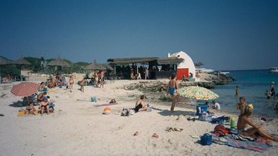 Binibeca Beach Bar