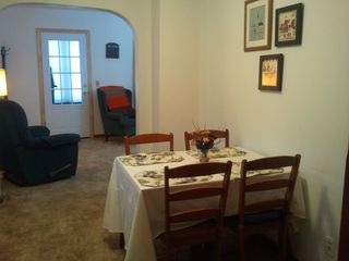 Ludington cottage photo - Dining room