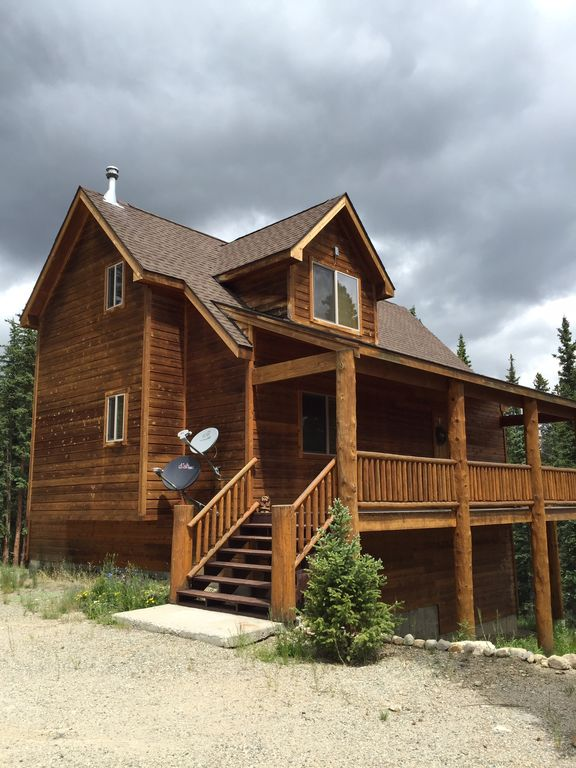 Mountain Cabin With Near Access To Breckenridge Vrbo