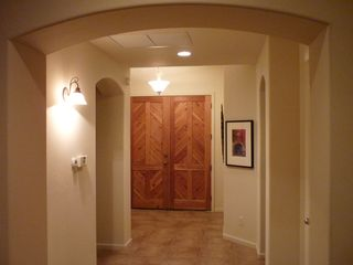 Marana house photo - Spacious Entry