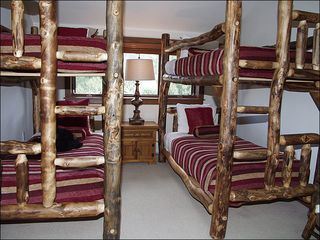 Avon house photo - Fourth Bedroom Includes Two Sets of Bunk Beds