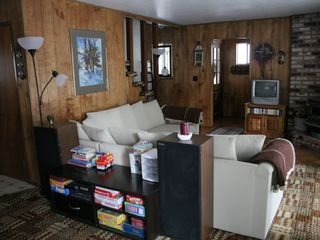 Pinecrest cabin photo - Family room