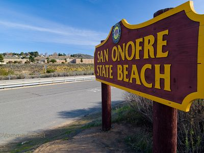 Walking distance to San Onofre State Beach / Trestles