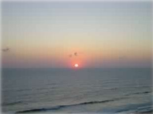 Aliki ocean sunrise. Perfect with a fresh cup of coffee or tea!