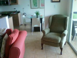 Fajardo apartment photo - New reclinable sofa....!