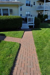 Ogunquit condo rental - Private entrance; unload the car from the road.
