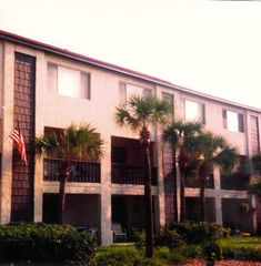 St. Augustine Beach townhome photo - Exterior View of our Condo Location
