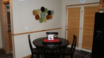 Dining Area - Powder Mountain Getaway