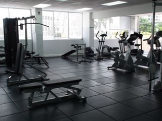 The Pavilion: Fitness Center