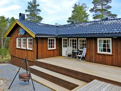 Vacation home Evje  in Hornnes, Southern Norway - 6 persons, 3 bedrooms