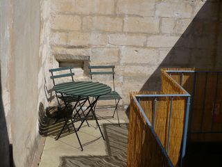 Avignon apartment photo - Patio