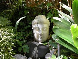 Santa Monica apartment photo - Buddha in the Garden