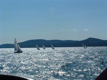 Sailing on Penobscot Bay