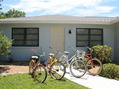 Cottontail Cottage - Four Bikes Included!