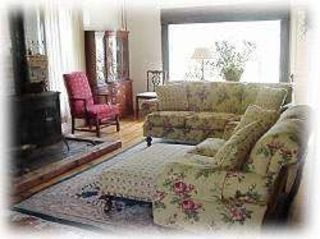 Living room is twice this size with seating for 14 - Stowe house vacation rental photo