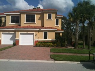 Poinciana townhome photo - Front View of Property