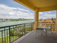 Top Floor Condo With Wide Views Of The Waterway. New Building Along The Beaches.