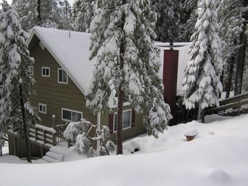 Pinecrest cabin rental - Ridgeview Lodge