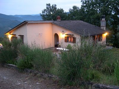 Quiet Country Cottage Tuscany Hills 45 Minutes From Florence