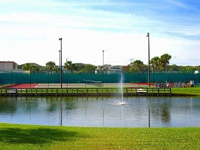 2 Tennis Courts...you never have to wait!