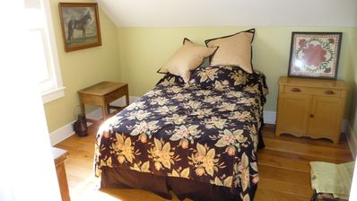 Milton cottage rental - 3rd Guest Bedroom with Full Bed