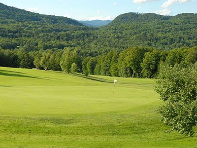 Sugarbush Golf Course. Clubhouse only 5 minutes away. 18 Holes, Par 71.