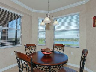 Ellenton condo photo - Breakfast Nook