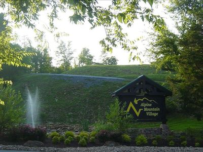 Welcome to Alpine Mountain Village located near Downtown Pigeon Forge!