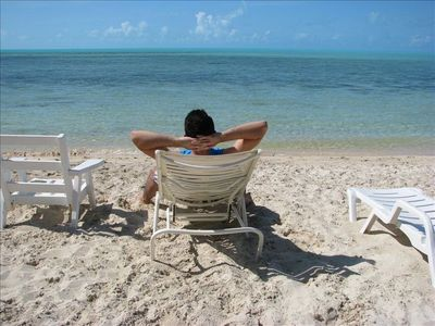 Providenciales - Provo cottage rental - Total relaxation! Life's a beach.....enjoy it.