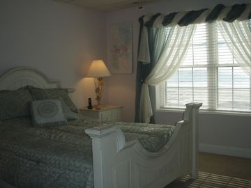 Master Bedroom 2: Ocean Front (and Full Bath)